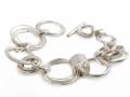 ringenarmband zilver